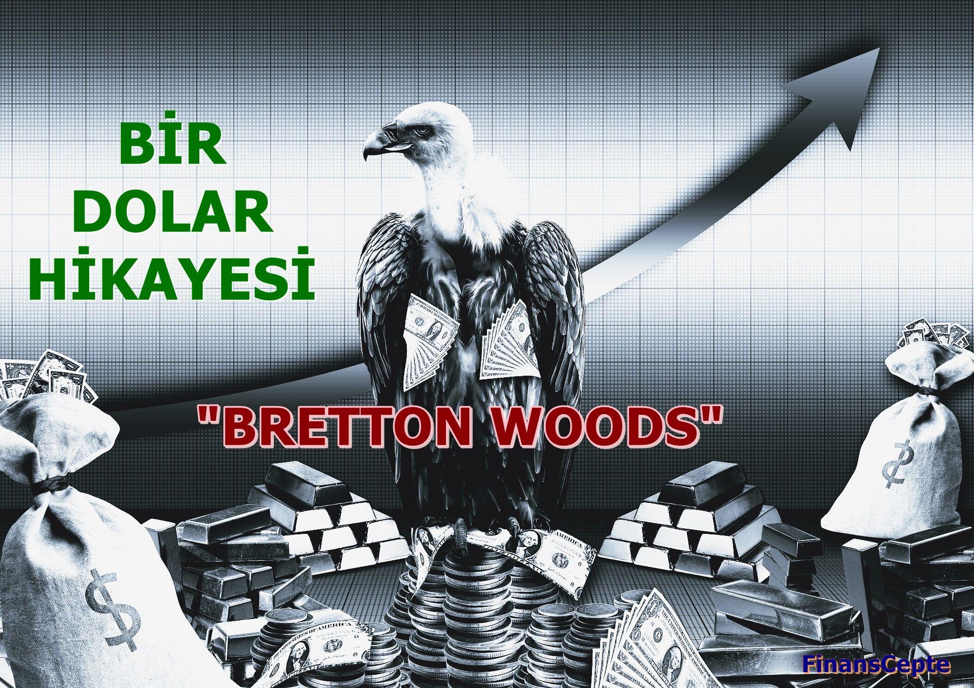 BİR DOLAR HİKAYESİ: BRETTON WOODS